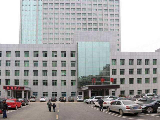 热烈祝贺我公司与上饶市横峰县人民医院合作成